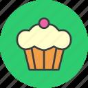 cake, dessert, muffin, sweet, thanksgiving, hygge