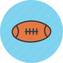 fun, recreation, rugby, sports, thanksgiving icon