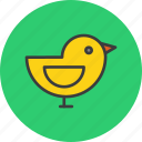 autumn, bird, sparrow, thanksgiving icon