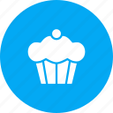 cake, dessert, muffin, sweet, thanksgiving icon