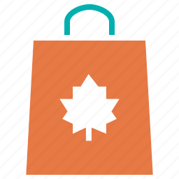 autumn, bag, black friday, purchase, sale, shopping, thanksgiving icon