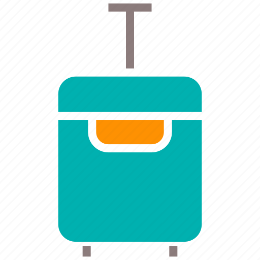 baggage, luggage, suitcase, travel, vacation icon