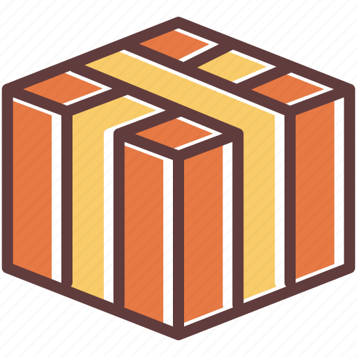 box, gift, package, present, presentation, thanksgiving icon