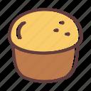 bake, cake, pastry, scone, thanksgiving, bagel, hygge