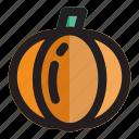 autumn, food, harvest, pumpkin, thanksgiving, vegetables, vegetarian icon