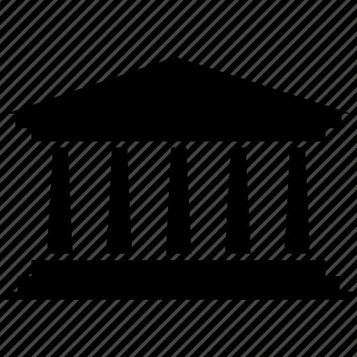 archeological, archeology, art, building, construction, museum, parthenon icon
