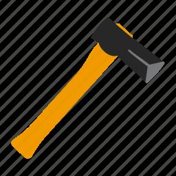 an, ax icon
