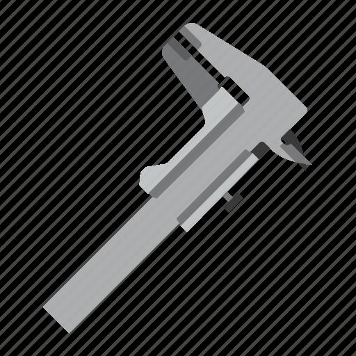calipers, measure, tool, tools icon