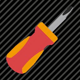 cross, turnscrew icon