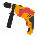 brace, drill, tool, tools icon