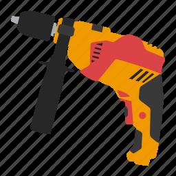 brace, drill, tool, tools icon