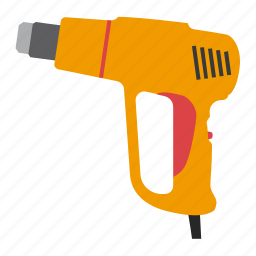 construct, dryer, tool, tools icon