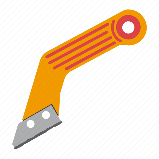 cleaning, knife, tool, tools icon