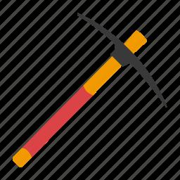 pick, tool, tools, work icon