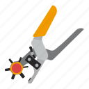 building, puncher, tool, tools icon