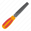 building, rasp, tool, tools icon