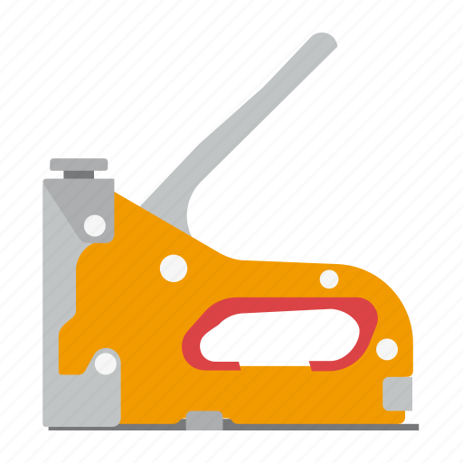 building, stapler, tool, tools icon