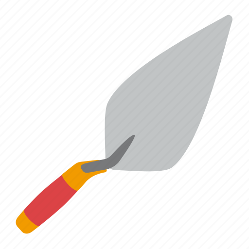 Trowel, building, tool, tools icon - Download on Iconfinder