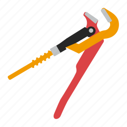 lever, tool, tools, wrench icon