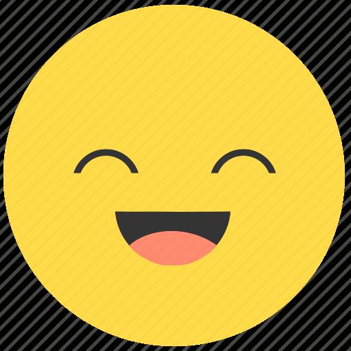 emoji, emoticon, emotions, face, happy, smile, smiley icon