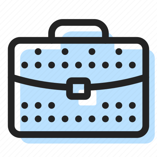 briefcase, business, suitcase icon