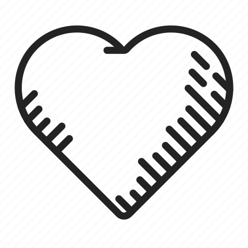 heart, love, valentine icon