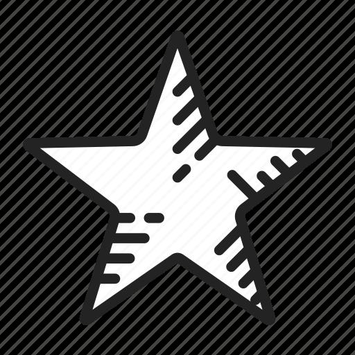award, favorite, star icon