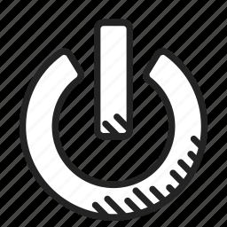 electricity, energy, power icon