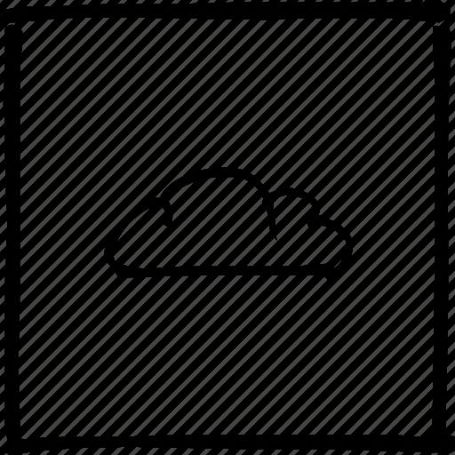 cloud, data, download, internet, network, scribbler, upload icon