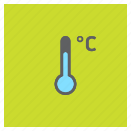 celcius, degree, forecast, hot, temperature, thermometer, weather icon
