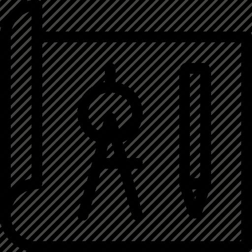 Architecture, design, plan icon - Download on Iconfinder