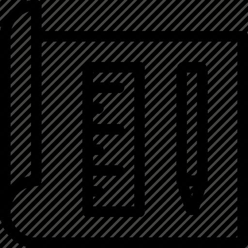 design, plan icon