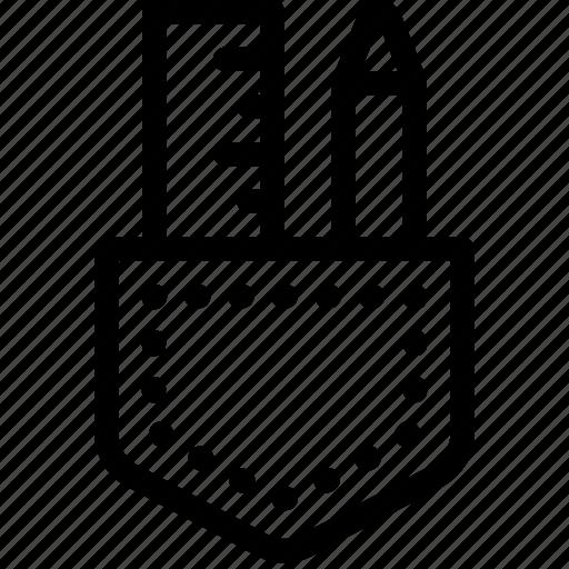 Design, pencil, ruler icon - Download on Iconfinder
