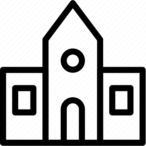 Building, castle, church, villa icon - Download on Iconfinder