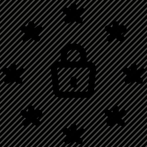 data, eu, gdpr, privacy icon