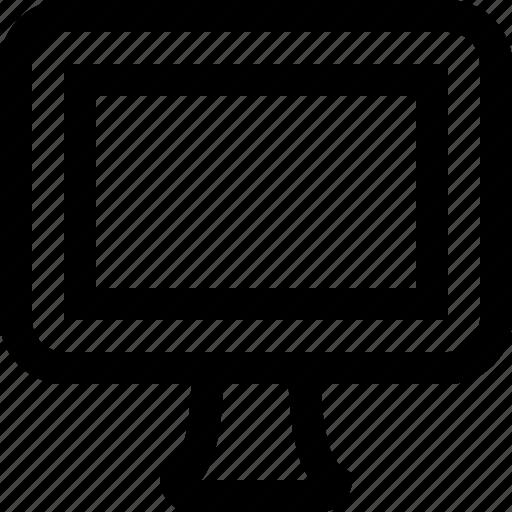 apple, cinema display, display, monitor, screen, thunderbolt display icon