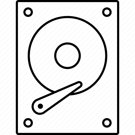 Data, disk, drive, hard, save, storage icon - Download on Iconfinder