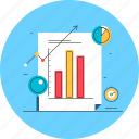 analysis, analytics, business, graph, growth, report icon