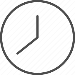 clock, timer icon