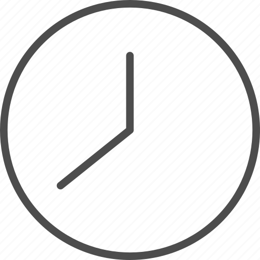 clock, timer icon