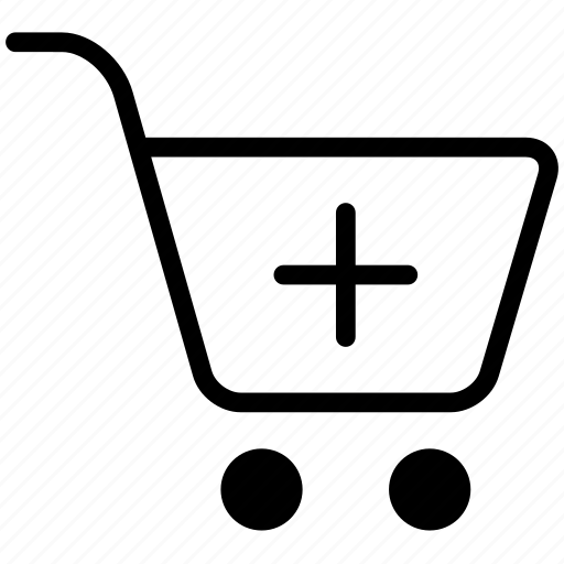 add cart, basket, cart, payment, sale, shopping, store icon