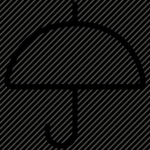 insurance, protection, rain, secure, umbrella icon