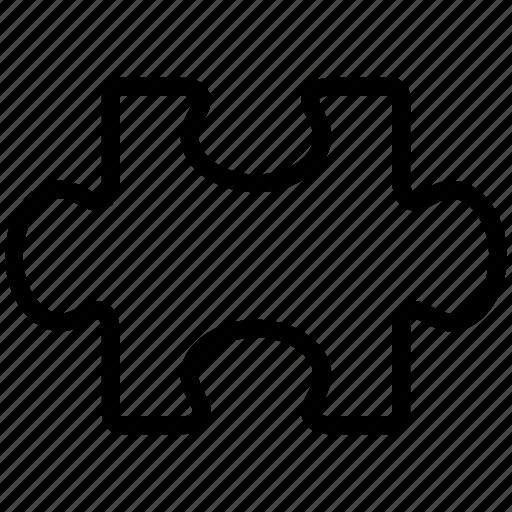 autism, game, plugin, puzzle, puzzle piece, solution icon