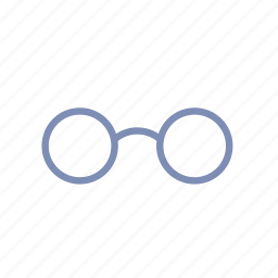 cecutient, glasses, increase, magnifier, search, special features icon