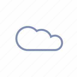 cloud, connection, data, server, storage, weather icon