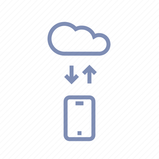 cloud, connection, data, server, storage, sync icon