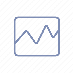 analytics, chart, graph, picture, statistics icon