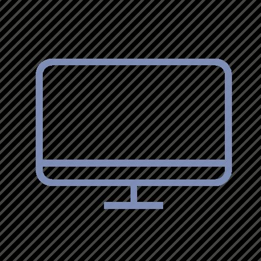 display, film, monitor, screen, tv icon