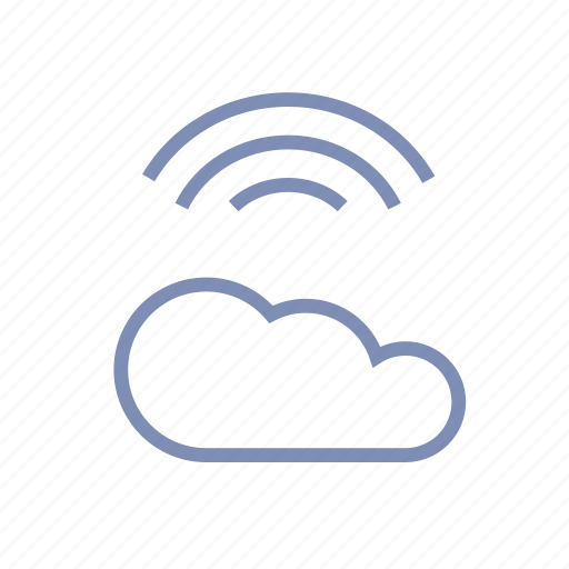cloud, communications, connect, drive, net, share, storage icon