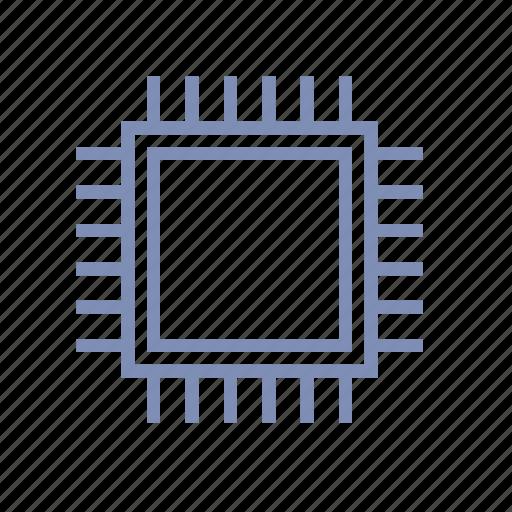 chip, computer, cpu, memory, processor icon